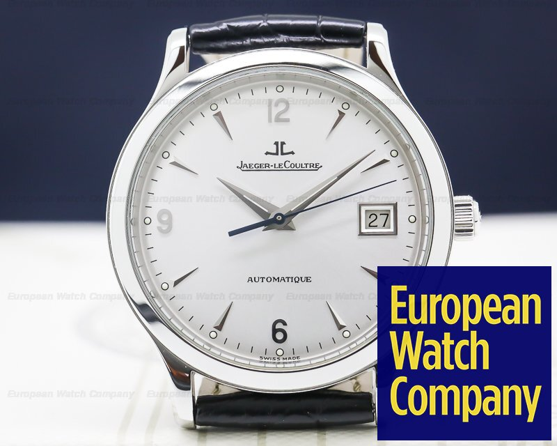 Jaeger LeCoultre 140.8.89 Master Grande Taille SS 37MM