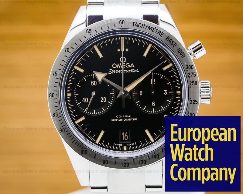 Omega 331.10.42.51.01.002 Speedmaster '57 Co-Axial Chronograph