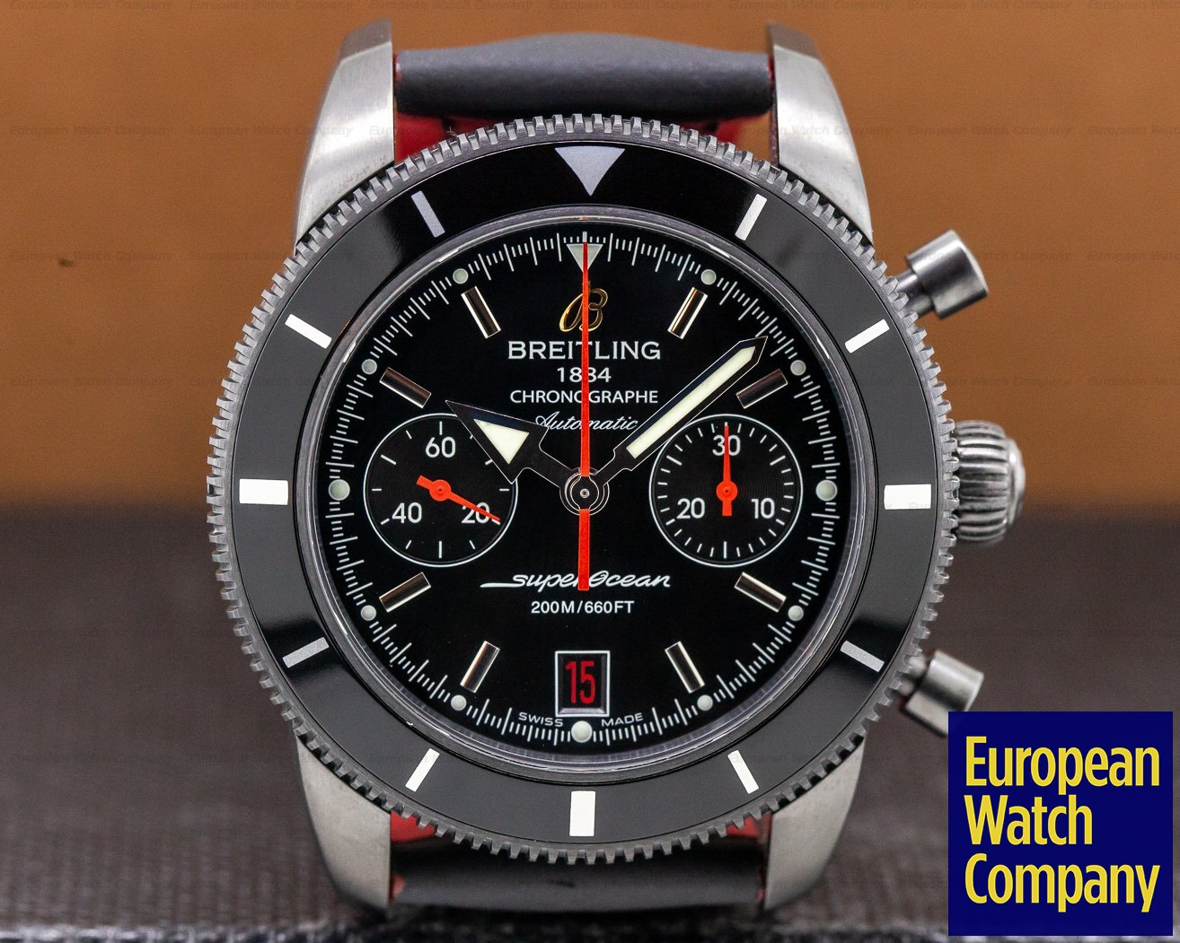 Breitling M23370BG/BB81 Super Ocean Heritage Chronograph 44MM Special Swiss Edition