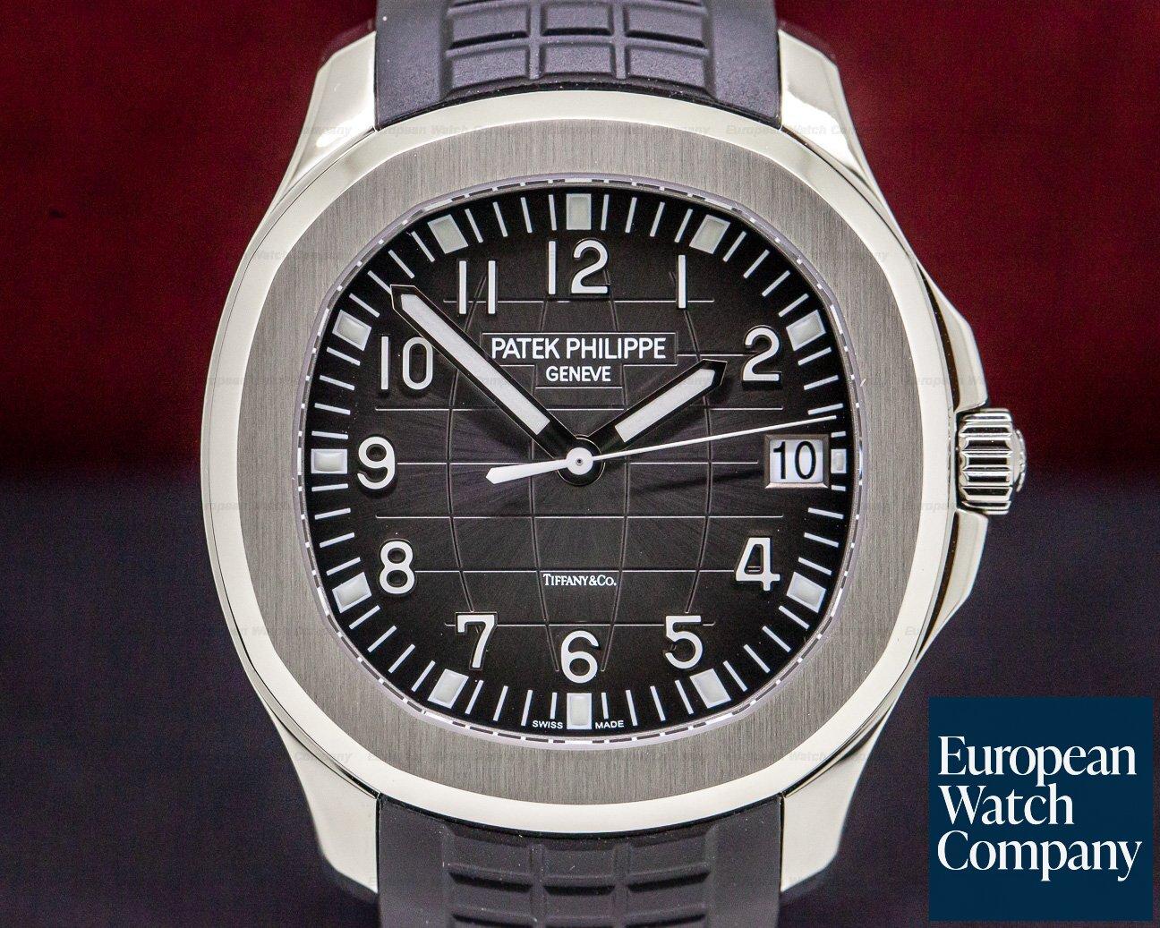 Patek Philippe 5167A-001 Aquanaut SS