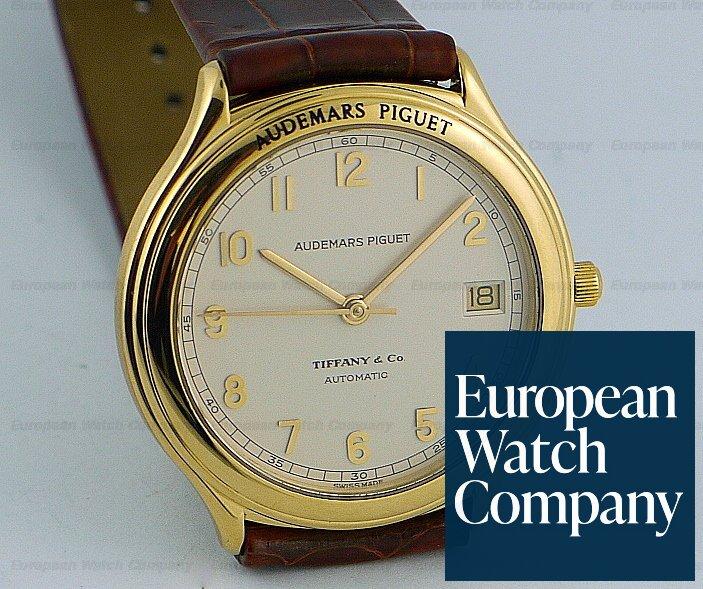 Audemars Piguet Tiffany Watch