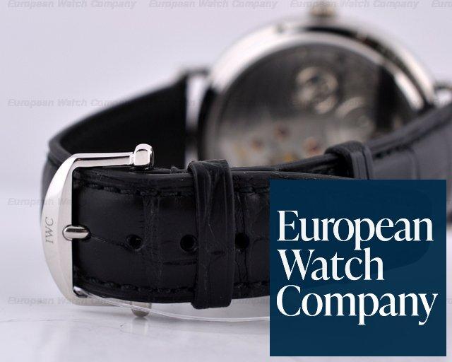 European Watch Company: IWC Portofino Vintage Collection Platinum NEW