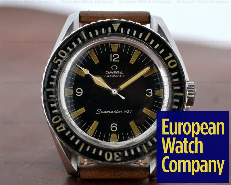 ff22f17bf0cc1 Omega 165.024 Vintage Seamaster 300 (21248)