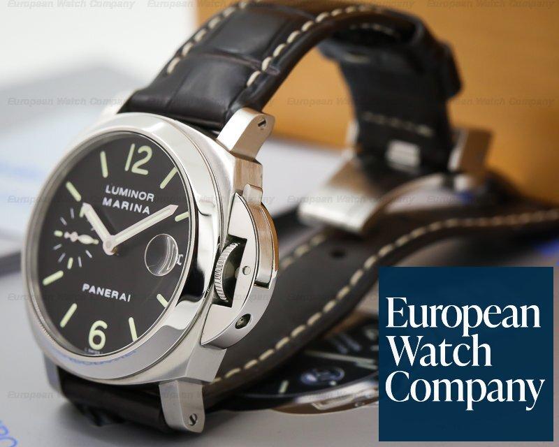 легкого белого часы panerai automatic luminor marina свежевымытой коже