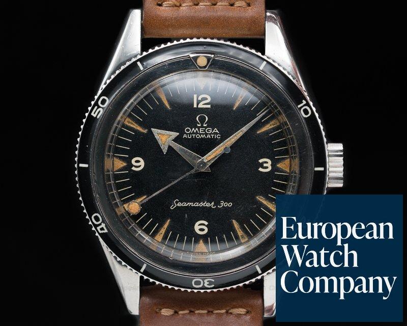 Omega CK2913-6 Vintage Seamaster 300 2913 - 6 LOLIPOP