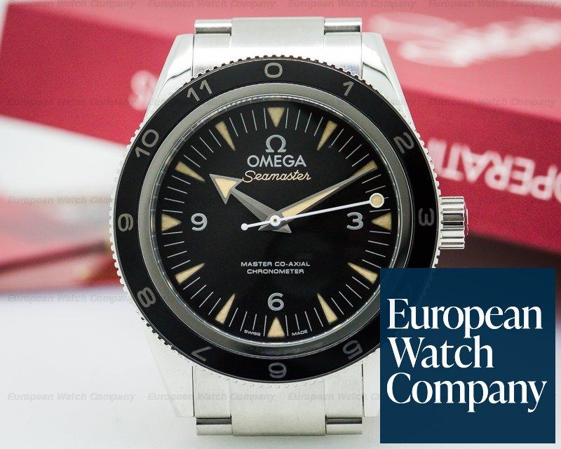 25390) Omega 233 32 41 21 01 001 Omega Seamaster 300M
