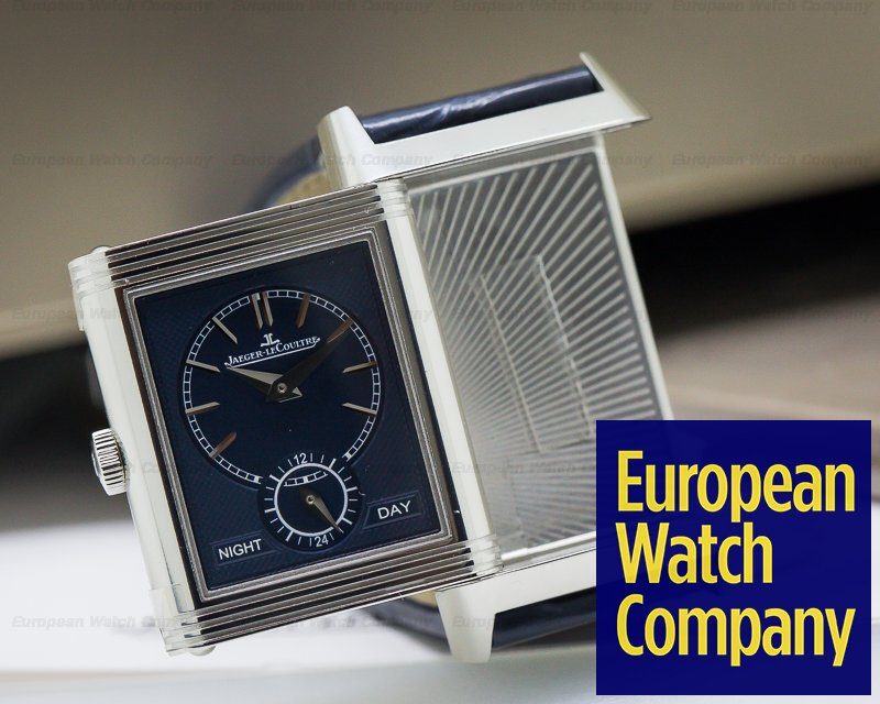 Jaeger LeCoultre Q3908420 Reverso Tribute Duoface SS