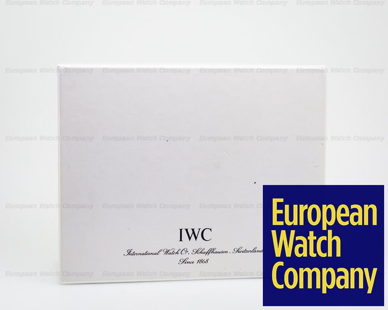 IWC IW378601 Pilot Split Second Ceramic LIMITED