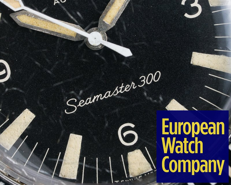 Omega 165.024 Vintage Seamaster 300 FULL ORIGINAL PAPERS
