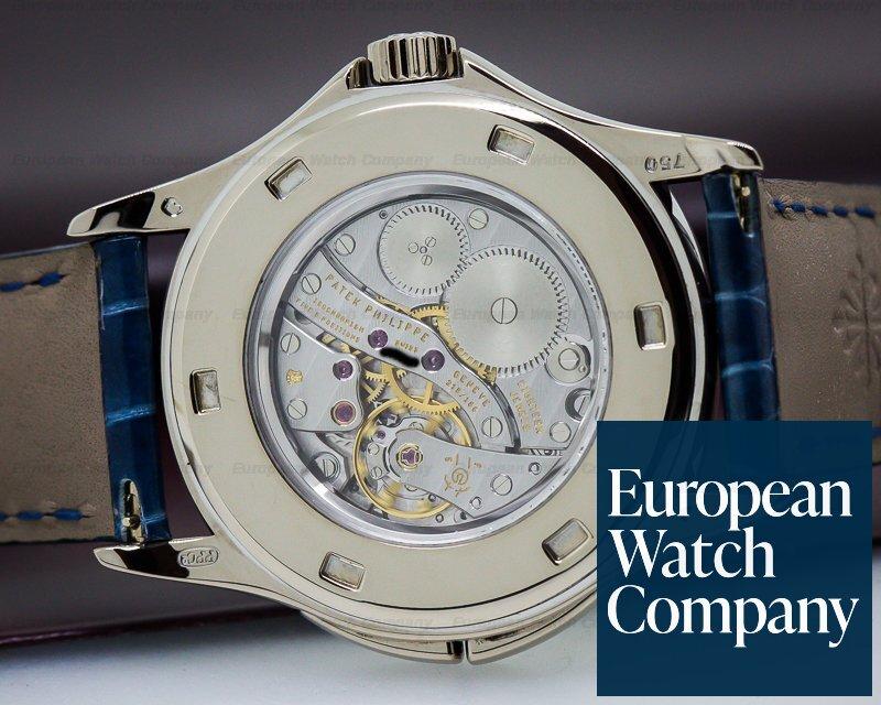 Patek Philippe 5134G-001 Travel Time 18K White Gold / Patek Serviced