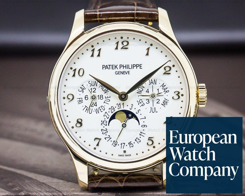 Patek Philippe 5327J-001 Perpetual Calendar 18K Yellow Gold