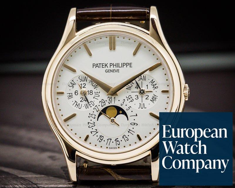 Patek Philippe 5140R-011 Perpetual Calendar 18K Rose Gold
