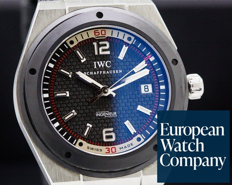 IWC IW323401 Ingenieur SS Ceramic Bezel / Kevlar
