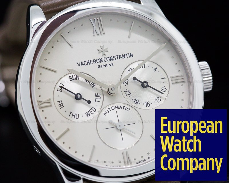 Vacheron Constantin 42009 Day Date 18K White Gold