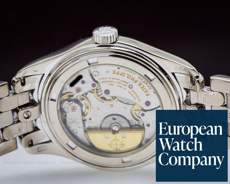 Patek Philippe 5136/1G-001 Perpetual Calendar 18K White Gold Bracelet COMPLETE