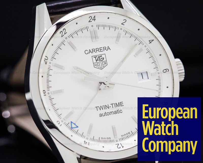 TAG Heuer WV2116.fc6181 Carrera Twin Time SS