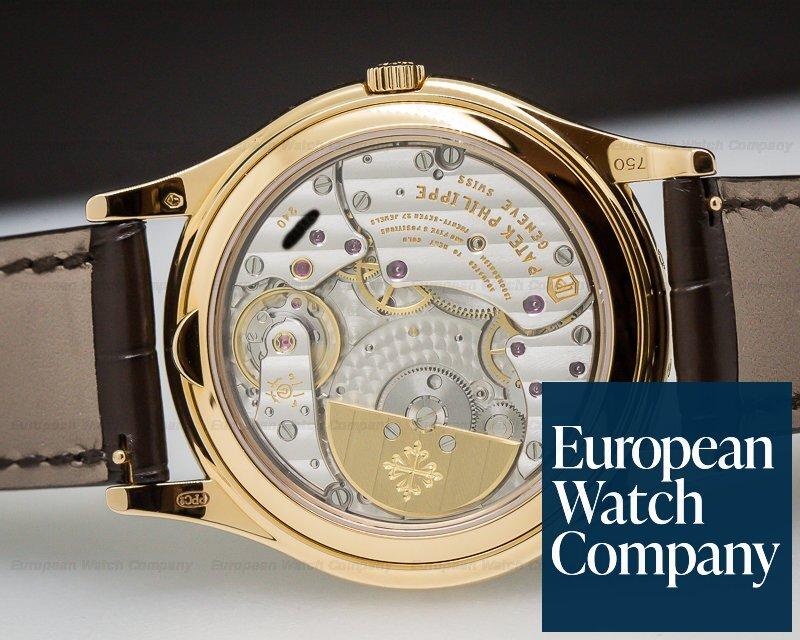Patek Philippe 5140R-001 Perpetual Calendar Brown Dial 18K Rose Gold