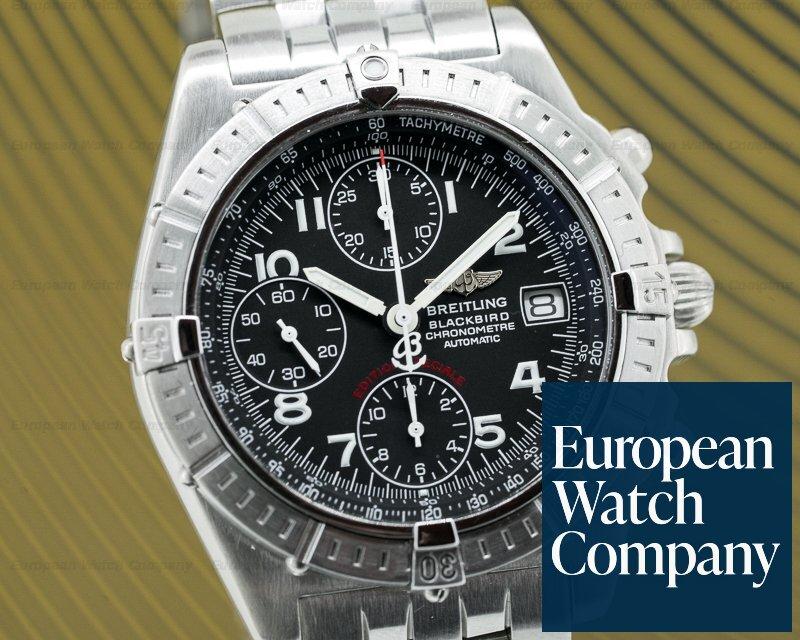 Breitling A13350/B538 Chronomat Blackbird