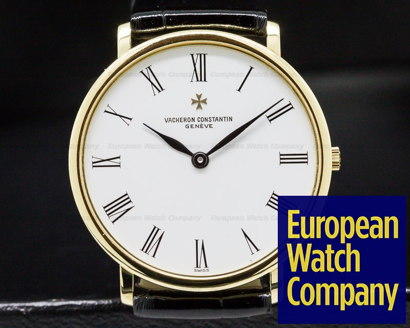 Vacheron Constantin 33060/000J-2 Patrimony Extra Thin Yellow Gold