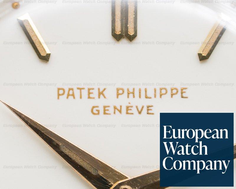 Patek Philippe 2526 Enamel Dial 2526 Automatic Radium Indexes RARE