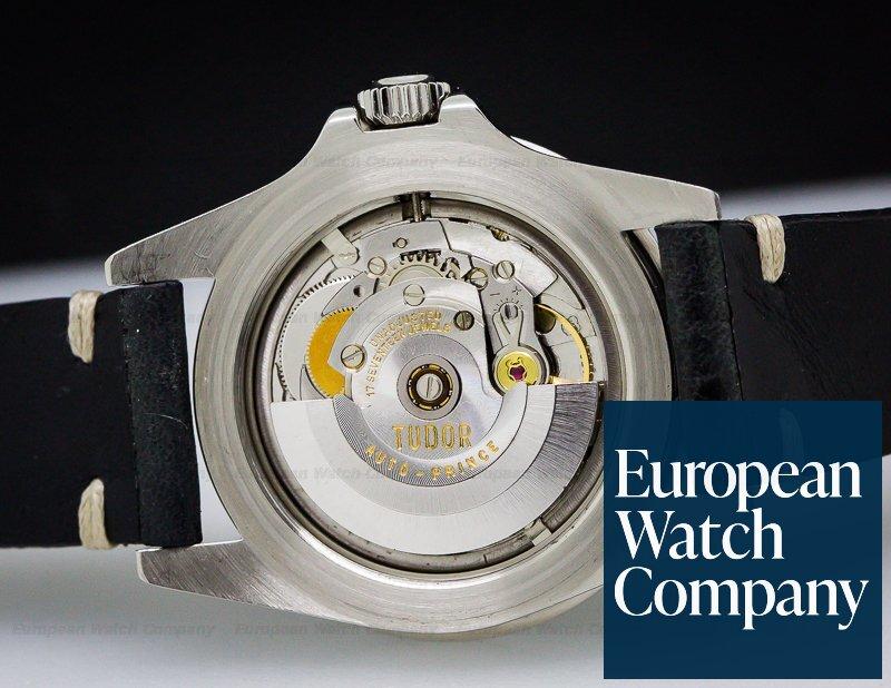 "Tudor 94110 Submariner Black Matte Dial ""Snowflake"" SS"