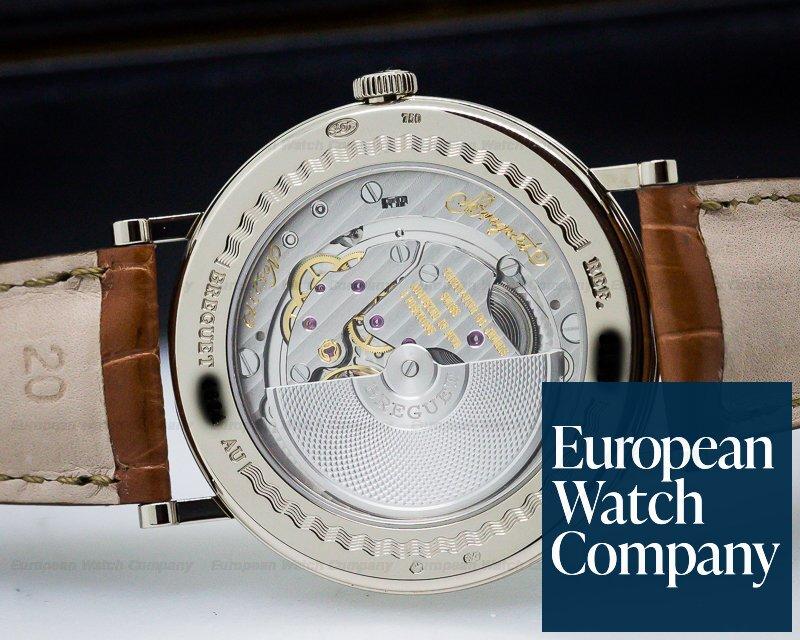 Breguet 5157BB/11/9V6 Classique Automatic Ultra Slim White Gold