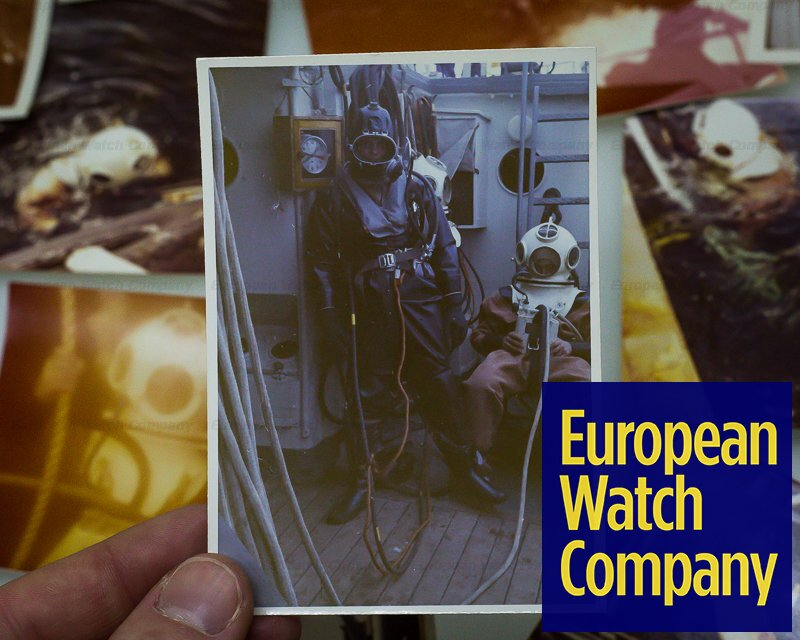"Blancpain No Radiation Fifty Fathoms ""BUNDESWEHR"" NO RADIATION w/ Original Pictures"