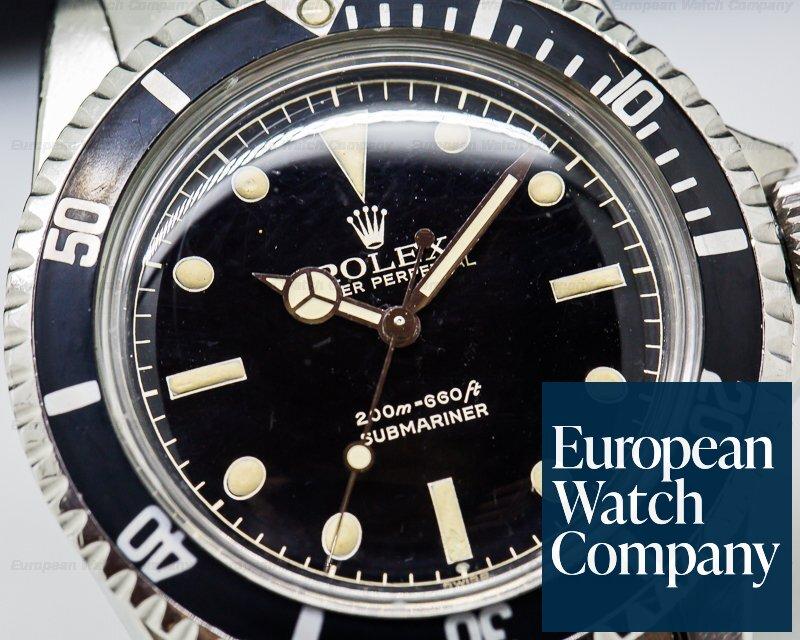 Rolex 5512 Submariner 5512 Gilt Chapter Ring FULL GLOSS DIAL