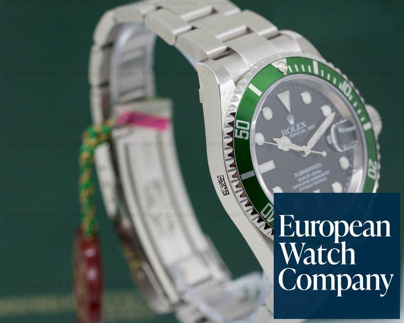 Rolex 16610LV Submariner 50th Anniversary NOS - COMPLETE