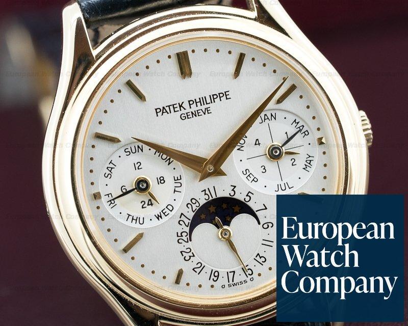Patek Philippe 3940J-014 Perpetual Calendar 18K Yellow Gold