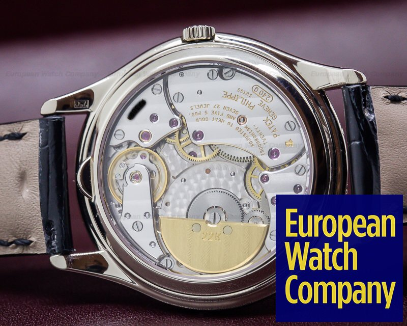 Patek Philippe 3940G Perpetual Calendar White Gold NICE