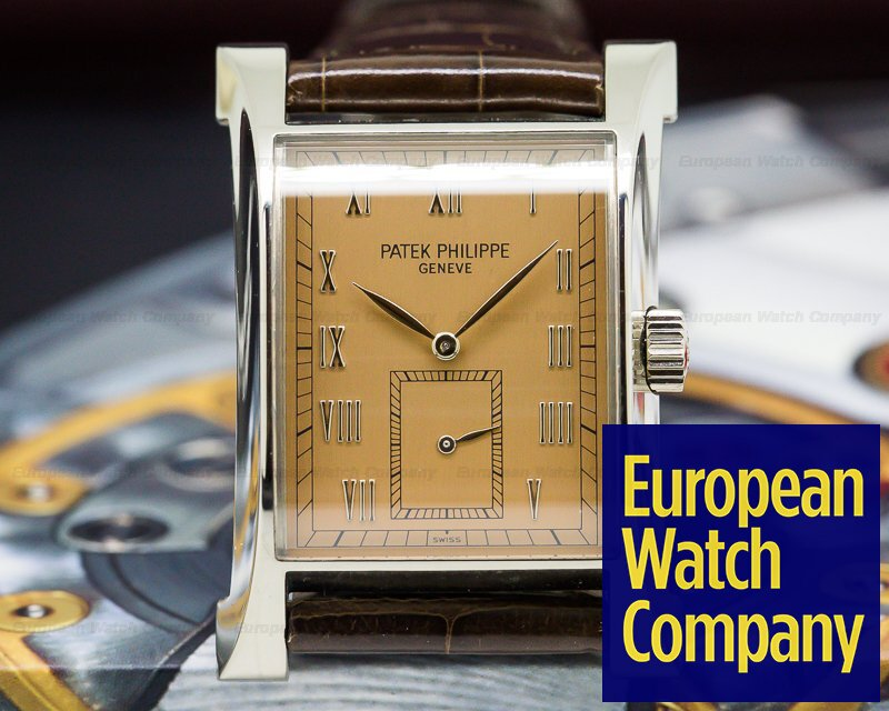 Patek Philippe 5500G Pagoda 18K White Gold Limited COMPLETE