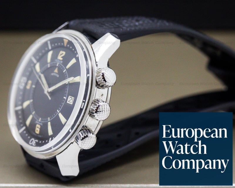 (27473) Jaeger LeCoultre E859 Vintage Memovox Polaris EXCELLENT w. Extract