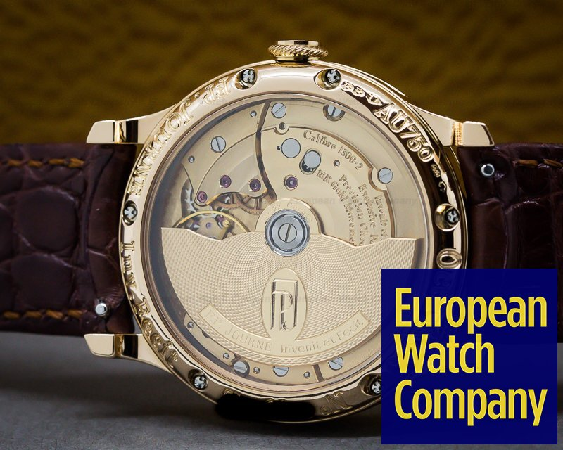 F. P. Journe Octa Lune Automatic 18k Rose Gold / Rose Dial 38MM DEPLOY