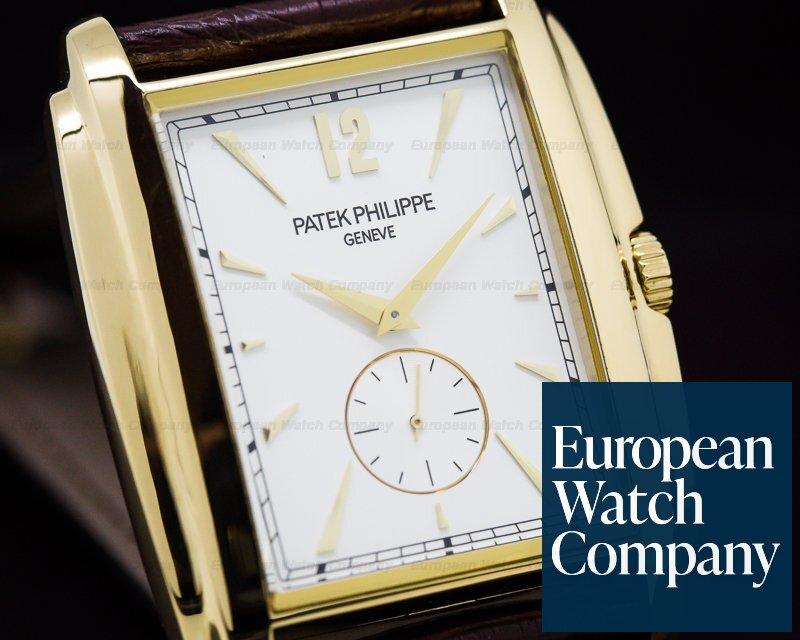 Patek Philippe 5124J-001 Gondolo 18K Yellow Gold Manual Wind