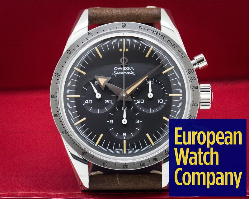 Omega 311.10.39.30.01.001 Speedmaster 1957 Trilogy LIMITED EDITION AS NEW