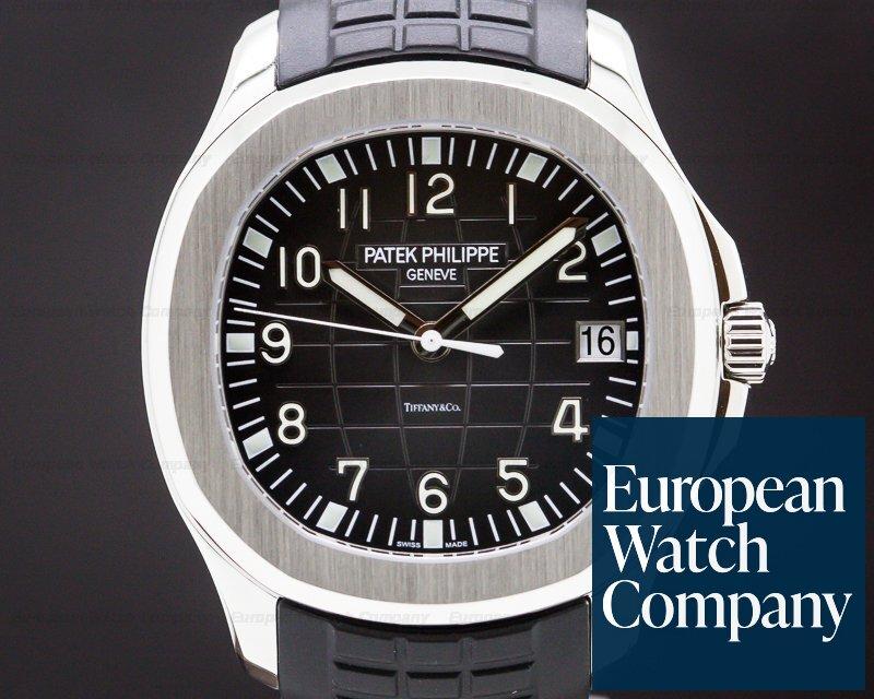 Patek Philippe 5167A-001 Aquanaut SS / Rubber