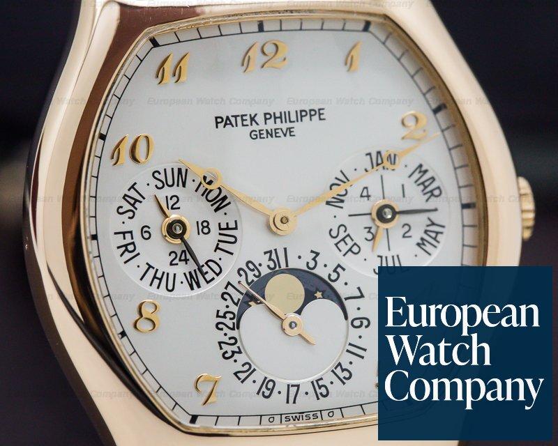 Patek Philippe 5040R Perpetual Calendar 18K Rose Gold