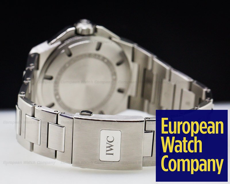 IWC IW324404 Ingenieur Dual Time SS / SS