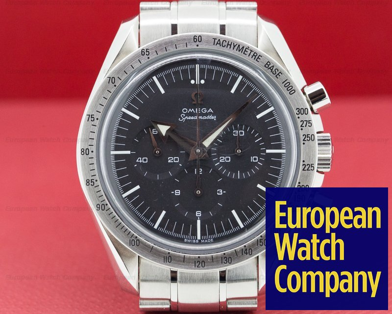 Omega 3594.50.00 Speedmaster Broad Arrow SS / SS