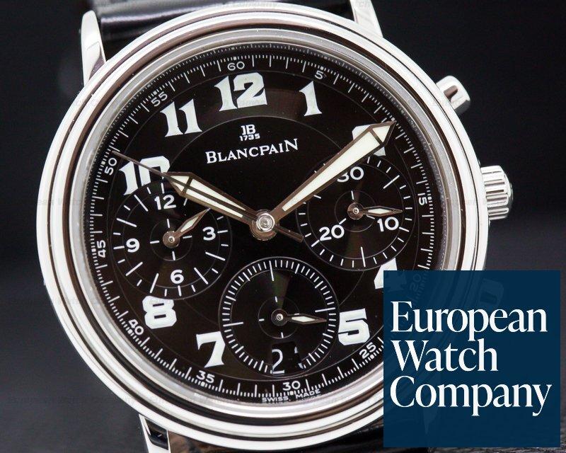 Blancpain 1185F-1130M-63 1185F Flyback Steel 33MM