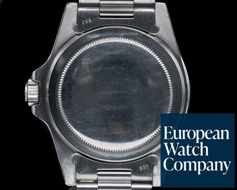 Rolex 5513 Vintage Maxi 5513 Matte Dial Submariner VERY NICE