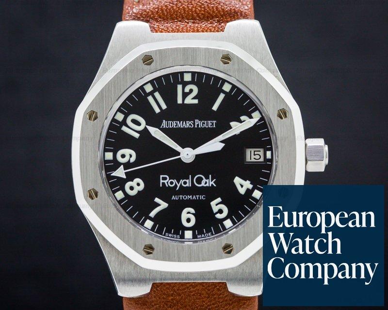 ad7fead7038 Audemars Piguet 14790ST.0.0789ST.07 Royal Oak Military Dial SS/Strap ...