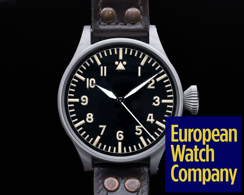 IWC 431 Grosse Fliegeruhr 431 German Military