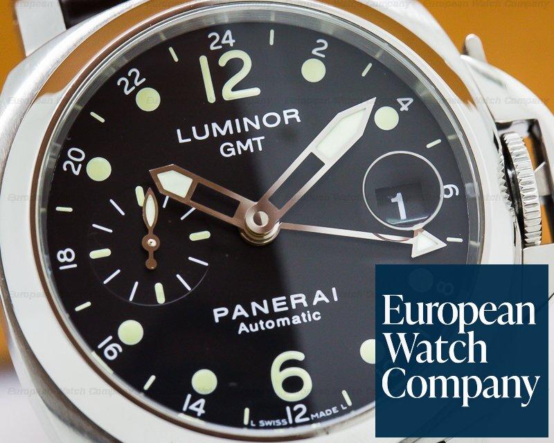Panerai PAM00159 Luminor GMT SS