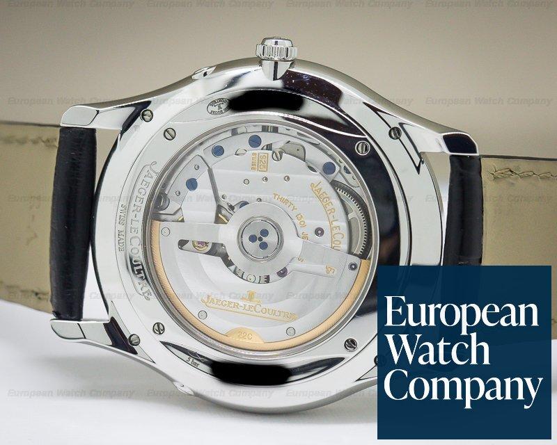 Jaeger LeCoultre Q1368470 Master Ultra Thin Moon SS Black Dial