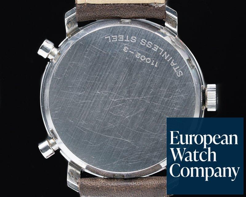 Hamilton 11002-3 Vintage Chrono Matic Chronograph Steel Panda Dial