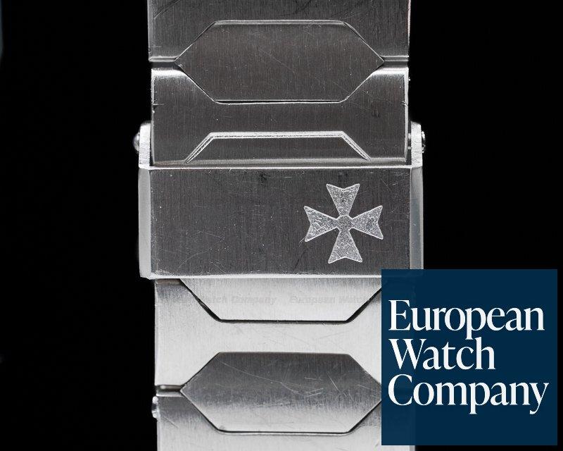 Vacheron Constantin 222 Overseas 222 Vintage Steel ORIGINAL RECEIPT + CERTIFICATE