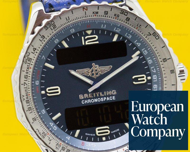 Breitling A56012.1 Chronospace SS Quartz