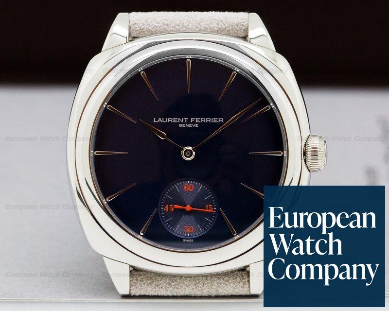 Laurent Ferrier FBN229.01 Galet Square Motorsport for Fourtane Jewelers SS Blue Dial LIMITED